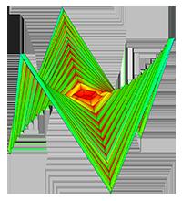 A car model by Gregory Epps animated by Rigid Origami Simulator [7 ... | 220x200
